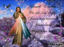 Easter brings love, hope, and joy