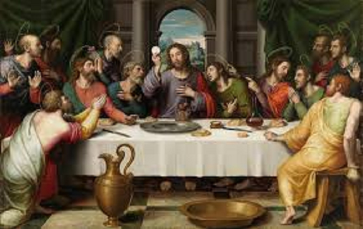02A - Last Supper